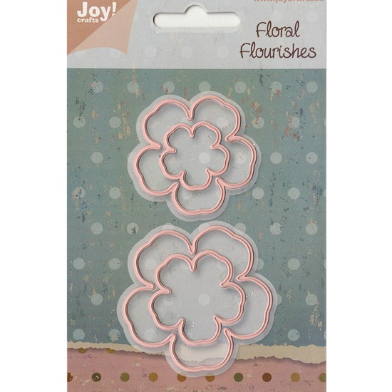 Лезвие Joy Crafts Dies - Flower 1