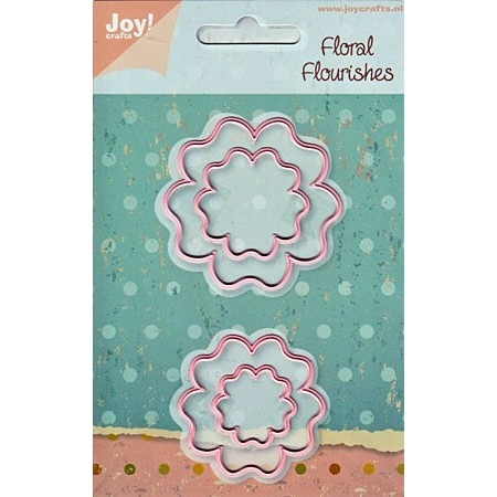 Лезвие Joy Crafts Dies - Flower 3