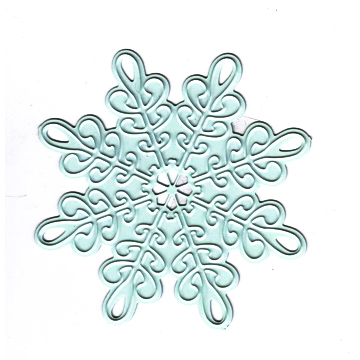 Лезвие Joy Crafts - Joy! Carft Dies - Ice Crystal 3
