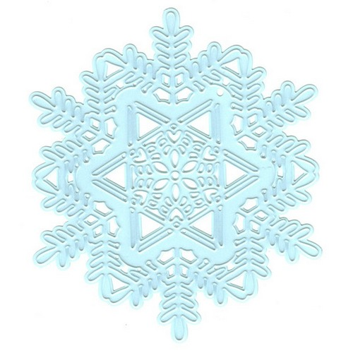 Лезвие Joy Crafts Die - Large Ice Crystal