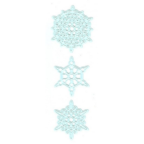 Лезвие Joy Crafts Die - 3 Ice Crystals