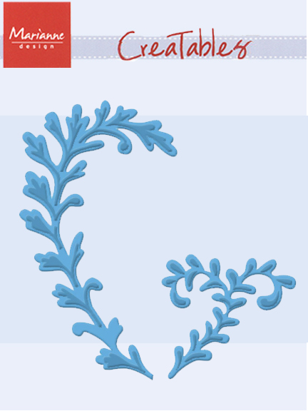 Лезвие Marianne Design Creatable Dies - Mistletoe Twigs