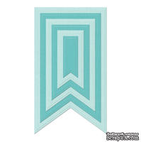 Ножи  от We R Memory Keepers - LC Nesting Die Party Banners - CRAFTS TOOLS