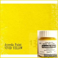 Краска 13arts - Ayeeda Paint - VIVID Yellow