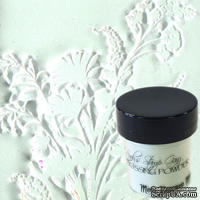 Пудра для эмбоссинга от Lindy's Stamp Gang - Merci Beaucoup Mint Embossing Powder