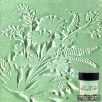 Пудра для эмбоссинга от Lindy's Stamp Gang - Merry-Go-Round Green Embossing Powder