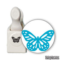 Большой фигурный дырокол Martha Stewart - Monarch butterfly large - ScrapUA.com