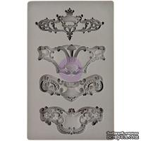 Молды силиконовые  от Prima - Iron Orchid Designs Vintage Art Decor Mould -  Royale