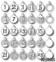 Лезвие - Dies - Advent Calendar Set