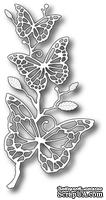 Ножи от Memory Box - Colette Butterfly Branch craft die