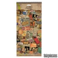 Наклейки Tim Holtz - Ideaology - Salvage Stickers - Lost and Found, 379 штук - ScrapUA.com