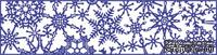 Нож для вырубки от Cheery Lynn Designs - Snowflake Mesh Border
