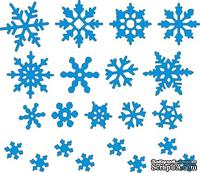 Лезвие Snowflakes от Cheery Lynn Designs