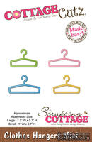 Лезвие CottageCutz - Clothes Hangers Mini, 4,5х4,5 см