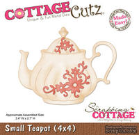 Лезвие CottageCutz - Small Teapot, 10х10 см