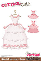 Лезвие CottageCutz - Special Occasion Dress, 10х15 см