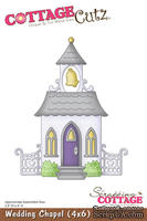 Лезвие CottageCutz - Wedding Chapel, 10х15 см