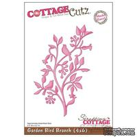 Лезвие CottageCutz Garden Bird Branch, 10х15 см