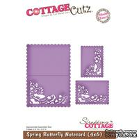 Лезвие CottageCutz Spring Butterfly, размер 10х15 см