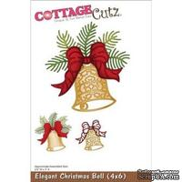 Лезвие CottageCutz Elegant Christmas Bell
