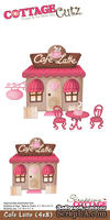 Лезвие CottageCutz - Cafe Latte, 10х20 см