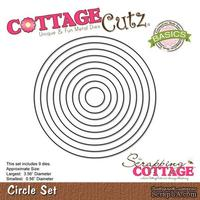 Лезвие CottageCutz - Circle Set
