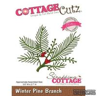 Лезвие CottageCutz Winter Pine Branch (Elites)