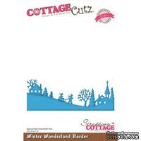 Лезвие CottageCutz Winter Wonderland Border (Elites)