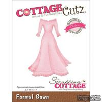 Лезвие CottageCutz - Elites Die - Formal Gown