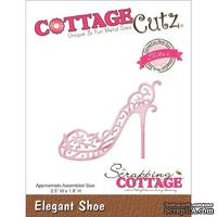 Лезвие CottageCutz - Elites Die - Elegant Shoes