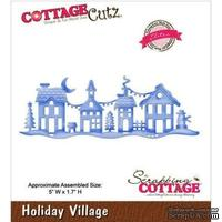Лезвие CottageCutz - Holiday Village