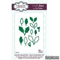 Лезвие Sue Wilson -Festive Collection - Holly Accessory Kit