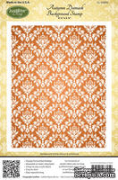 Штамп от JustRite - Autumn Damask Background Stamp