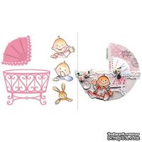Лезвие Marianne Design Collectable Dies & Stamp Set - Eline's Baby