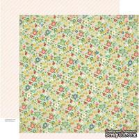 Лист скрапбумаги Crate Paper - Pretty Party Confetti, 30х30 см, двусторонняя