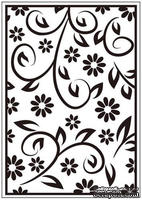 Папка для тиснения Crafts Too Embossing Folder - Floral Summer