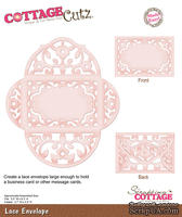 Лезвие CottageCutz - Lace Envelope, 15х17,5 см