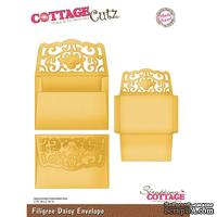 Лезвие CottageCutz Filigree Daisy Envelope