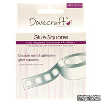 Клеевые квадратики Dovecraft Glue Squares (мини)