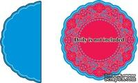 Лезвие French Pastry Doily Angel Wing от Cheery Lynn Designs, DL102A - ScrapUA.com
