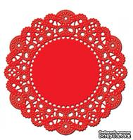 Большое Лезвие Mega French Pastry Doily - DL158 от Cheery Lynn Designs, 19х19см - ScrapUA.com