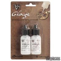 Лаки Ranger - Vintaj Glaze Kit - Matte and Gloss, по 15 мл