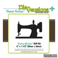 Лезвие Die-Versions - Sweet Petites - Sewing Machine