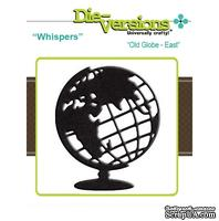 Лезвие Die-Version Dies - Whispers - Old Globe East - ScrapUA.com