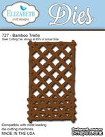 Нож от Elizabeth  Craft  Designs  -  New  Bamboo  Trellis,  1  элемент.
