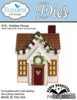 Ножи от Elizabeth Craft Designs - Holiday House