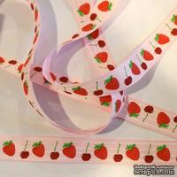 Лента Eyelet Outlet - Fruit Ribbon, ширина 18 мм, длина 90 см