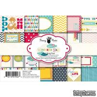 Набор скрапбумаги Fancy Pants - What A Wonderful Day 4x6 Brag Pad, 10х15 см, 24 листа