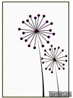Папки для тиснения Nellie Snellen Embossing Folder - Ball Flowers