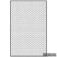Лезвие Nellie's Choice - Embossing folder A4 size - Dots